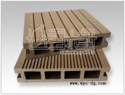 WPC hollow outdoor decking 140X30mm