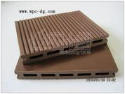 WPC hollow outdoor decking 140X17mm