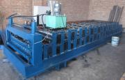 Double-Deck Color Steel Roll Forming Machine