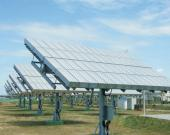 HCPV Solar Power Station