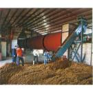 rotary drum dryer-brewer's grains rotary dryer