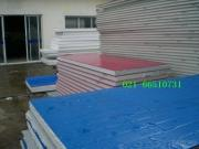 EPS Insulation Galvanized Color-Coated Sheet