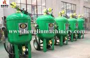 DB500 Dustless/Sand Blasting Machine