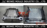 Plastic Injection, Bread Crate Mould