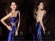 noble evening dress LA1441