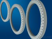 Slew Bearing With Nickel Plated For Water Treatment Equipment