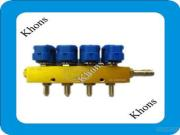 Car Used CNG/LNG/LPG Injector Rail