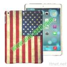 US Flag Pattern Retro Hard Case for Tablet PC