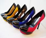 High Heel Leather Shoes