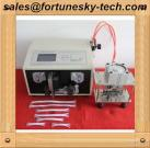 Automatic Ribbon Cable Splitting Stripping Cutting Machine