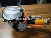 Pneumatic combination Steel Strapping Tool