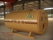 Industial Gas And Oil Fired Boiler