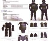 Anti-Riot Suits Bulletproof Shield