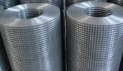 Stainless Steel Welded Wire Mesh with 304, 316 is as welded fence panels in using