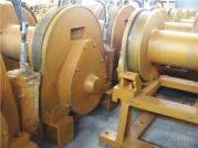 Rope Winch, Oilfield 5 Ton Pneumatic Winch, Lifting Winch