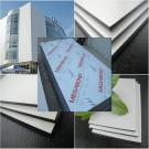 15 Years Warranty PVDF Aluminum-faced Composite Building Panel