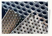 Perforated Mesh Sheet