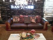 Classical Leather Sofa Couch China Furniture Factory