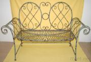 Metal Antique Iron Chair Furniture
