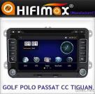 Newest VW Car DVD Player GPS With 7 Inch Touch Screen + DVB-T & TMC Built-In