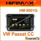 Hifimax-Special Car DVD player for VW with Super Fast A9 Chipset Dual-Core CPU:1GMHZ