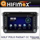 VW New Polo car dvd player gps navigation bluetooth dvbt isdb-t tv radio stereo
