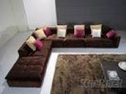 Sectional Modern Fabric Sofas