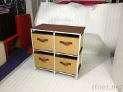 Toy Storage Cabinet DIY Toy Rack (WM-2057)