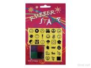 Rubber Stamp Set, Scrapbook