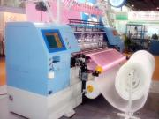 High Speed Computerized Shuttle Multi Needle Quilting Machine