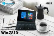 8.0'' Windows Tablet PC, Dual OS Support