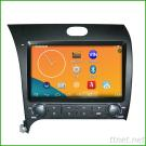 Newsmy Carpad II for KIA K3 Cerato (1024*600 Hd) Car DVD GPS 8Inch Touch Hifi Car Rad GPS Navigation Android Only