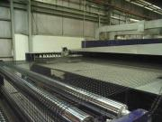 Plastic Biaxial Geogrid Production Line