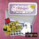 PS016 Post Stamp, Clings Stamps Kit