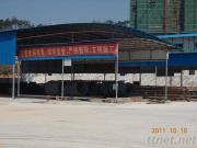 Modern Steel Structure Prefabricated Warehouse