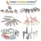 Optical Screw; Eyewear Screw; Optical Nut; Optical Pin; Nylok Coated Screw; Gold Screw