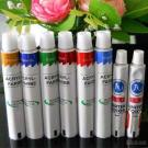 Collapsible Aluminum Painting Tube Packaging