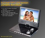 9.2 inch Portable Dvd Player