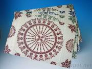 Key Supplier Rectangle Woven Bamboo Placemats