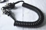 ABS Spiral Power Cable (Coiled Cable), For Trailer ABS