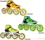 Mens Inline Roller Patins Speed Skate Shoes 100Mm 110Mm Wheels (DS1002-1004)