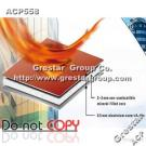 Fireproof Aluminium Composite Panel (FR ACM)