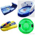 Inflatable Toboggan, Inflatabl Snow Tube