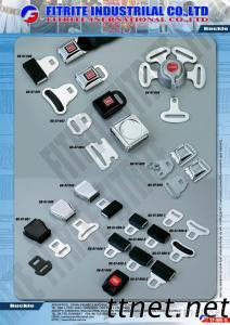 Seat Buckles, Safety Belts, Security Buckles, harness buckles
