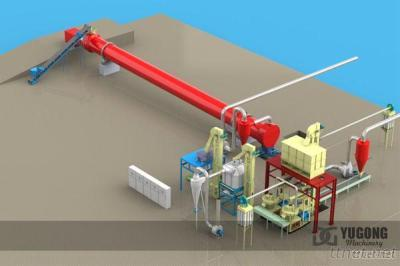 3T/H Pellet Production Line