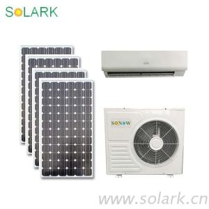 Off Grid Solar Powered Air Conditioner Split Ac 1.5 Ton Hotsale With Competitive Price