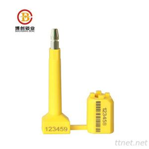Heavy Duty Disposable Container Security Seals With Barcode B204