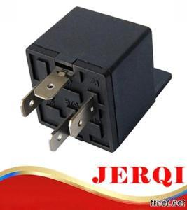 4PIN Auto Relay With Plastic Or Iron Backrest