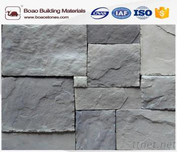 Faux Artificial Castle Stone Veneer For Wall Decoration