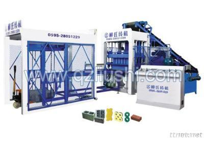 Completely Automatic Brick Forming Machine